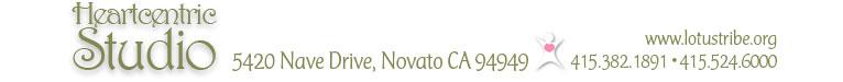 Heartcentric Studio, Novato, CA